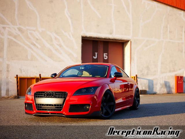 2008-Audi-TT-JDM's modified 2008 Audi TT