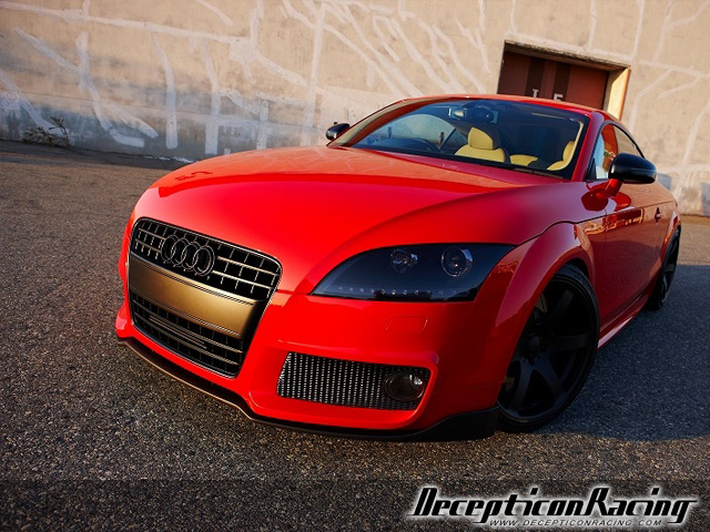 2008 Audi TT Modified Car Pictures