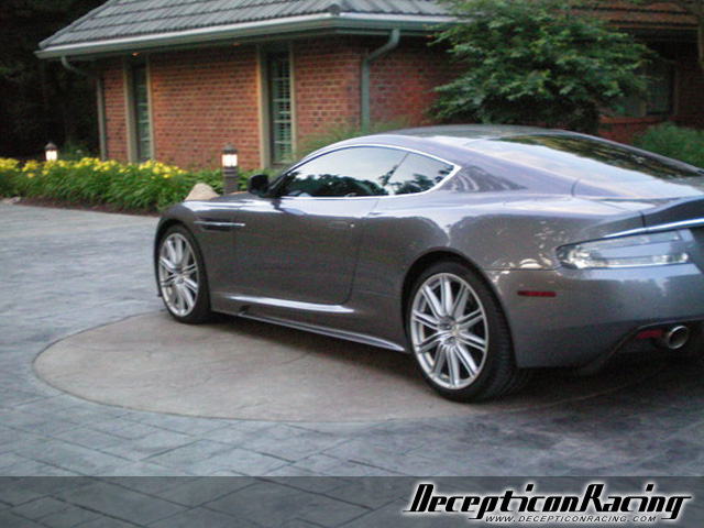 2008 Aston_martin Vanquish Modified Car Pictures