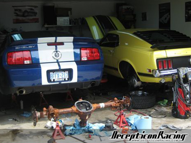 2009 Shelby GT500 Modified Car Pictures