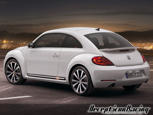 2012 Volkswagen Beetle Modified Car Pictures