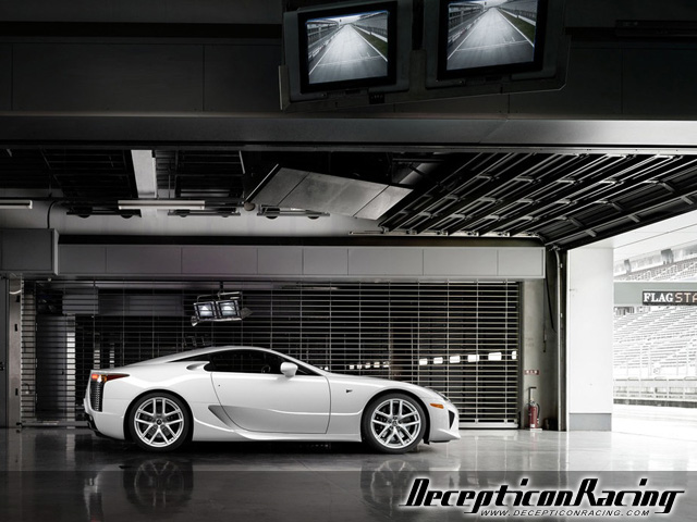 2012 Lexus LFA Modified Car Pictures