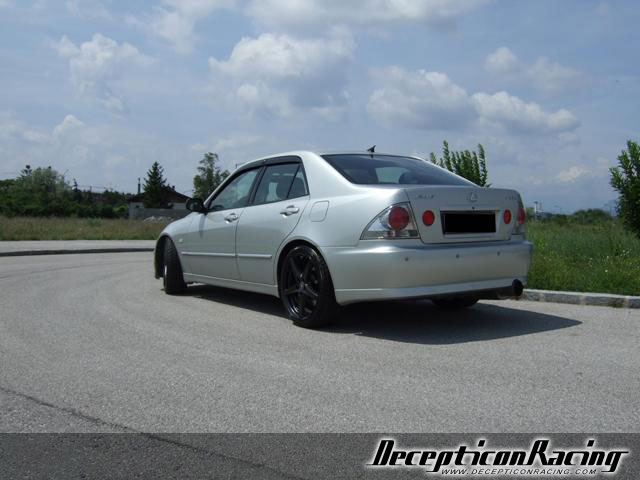 2003 Lexus IS 200  Modified Car Pictures