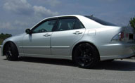 Attila's 2003 Lexus IS 200