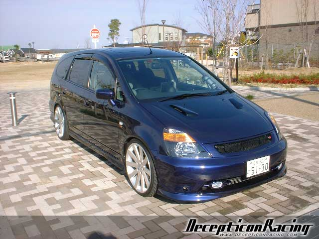 big_civic's 2001 Honda Stream IS Modified Car Pictures