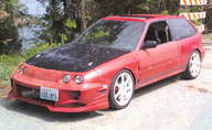 Greg's 1991 Honda Civic Si