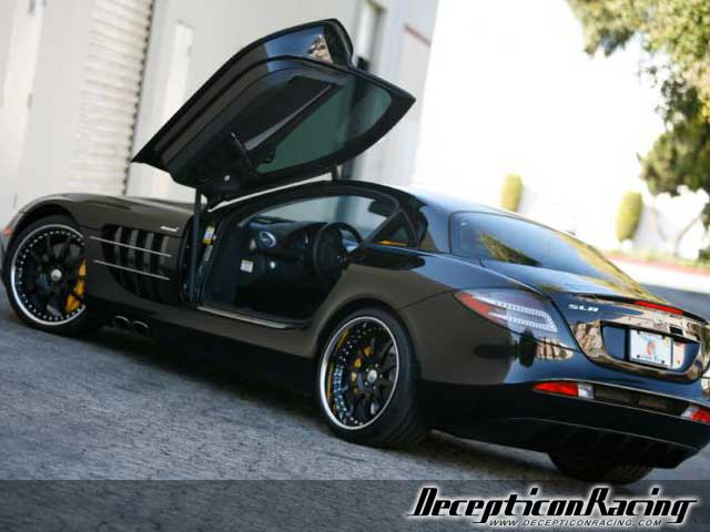 2009 Mercedes_benz Slr Modified Car Pictures