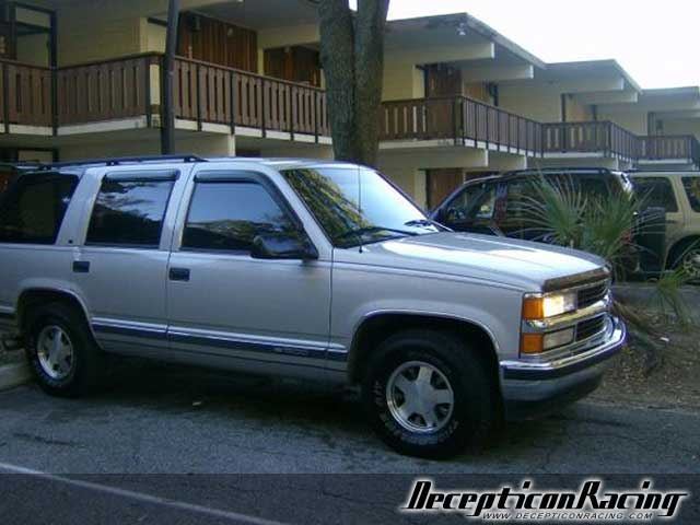 1996 Chevrolet Tahoe Modified Car Pictures