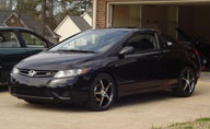 Nick's 2007 Honda Civic Si