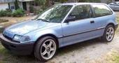 1990 Honda Civic DX Modified Car Pictures