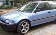 Donnie's 1990 Honda Civic DX