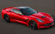 Dave's 2014 Chevrolet Corvette Stingray