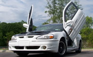 Marta's 2001 Pontiac Grand Am GT