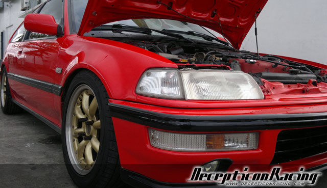 elg's 1991 Honda Civic Ef Modified Car Pictures