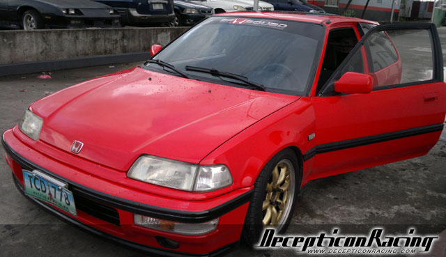 1991 Honda Civic Ef Modified Car Pictures