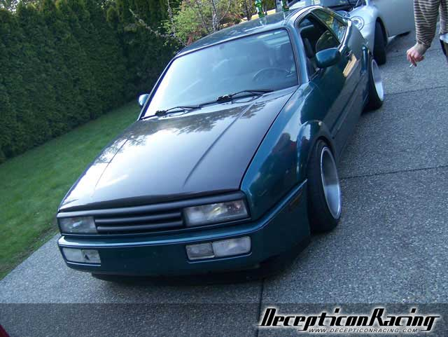 1990 Volkswagen Corrado Modified Car Pictures