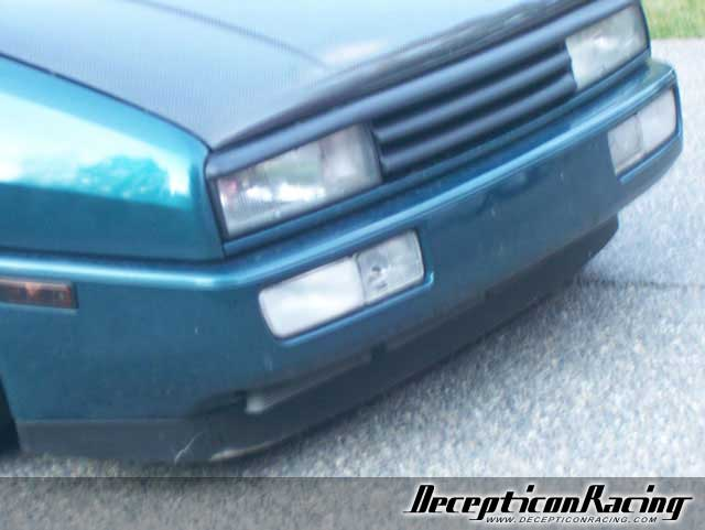 EURO_TUNERS4LIFE's 1990 Volkswagen Corrado Modified Car Pictures
