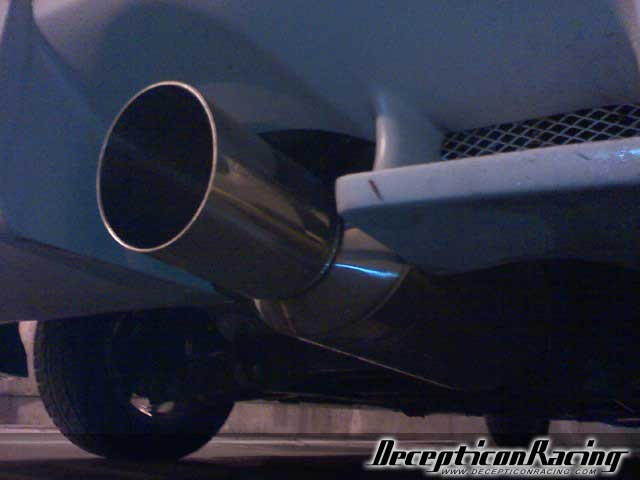 2004 Honda Civic EX Coupe Modified Car Pictures