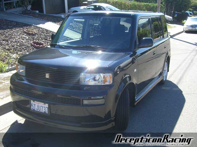 2006 scion xb modified car pictures decepticon racing. Black Bedroom Furniture Sets. Home Design Ideas