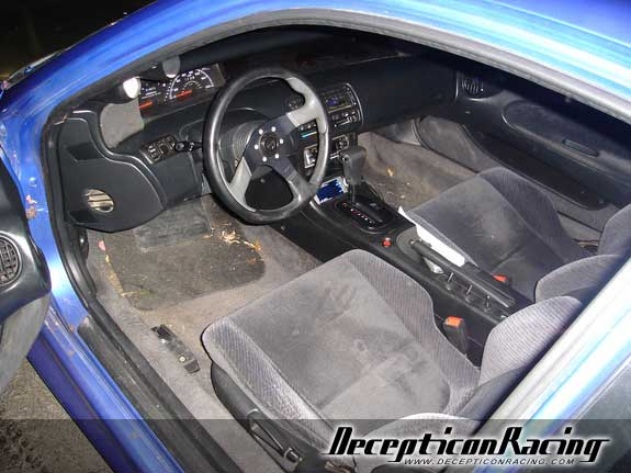 1993 Honda Prelude Si-R Modified Car Pictures