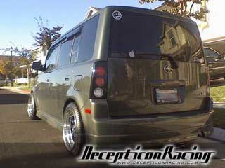 Jaeyouehn's 2005 Scion XB Modified Car Pictures