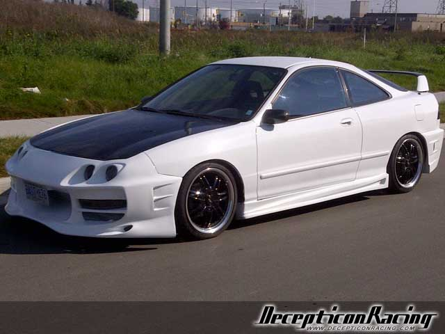 1997 Acura Integra Modified Car Pictures