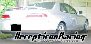1998 Honda Prelude Modified Car Pictures