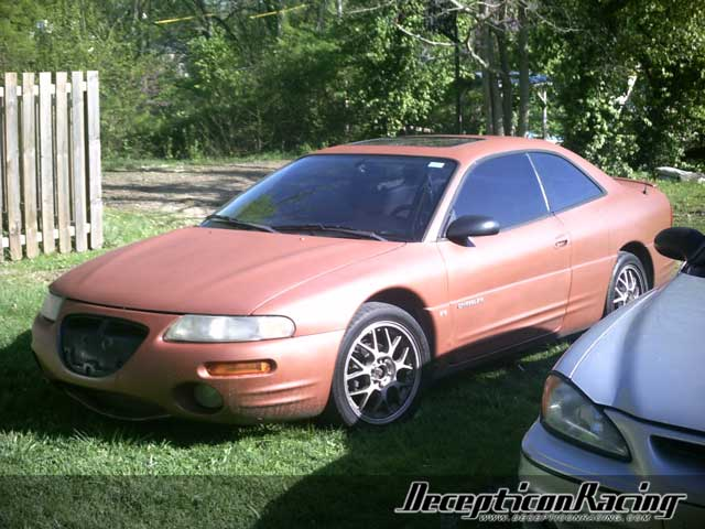 1998 Chrysler Sebring LXi Modified Car Pictures