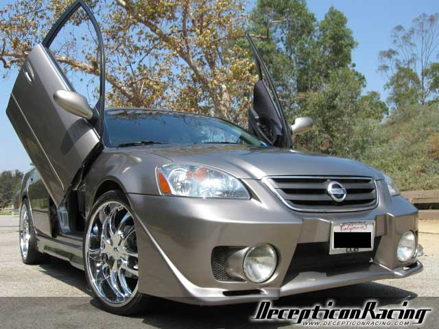 maborg's 2004 Nissan Altima Modified Car Pictures