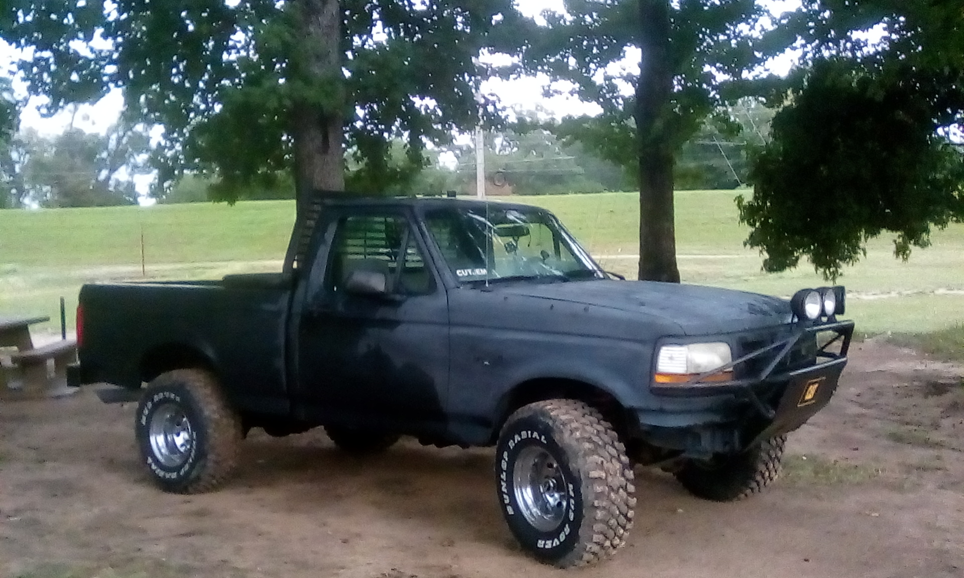 1994 Ford F-150 4x4 Modified Car Pictures
