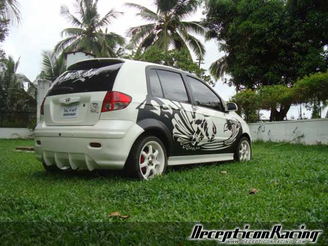 2008 Hyundai Getz Modified Car Pictures