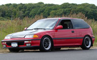 Mike's 1991 Honda Civic Si
