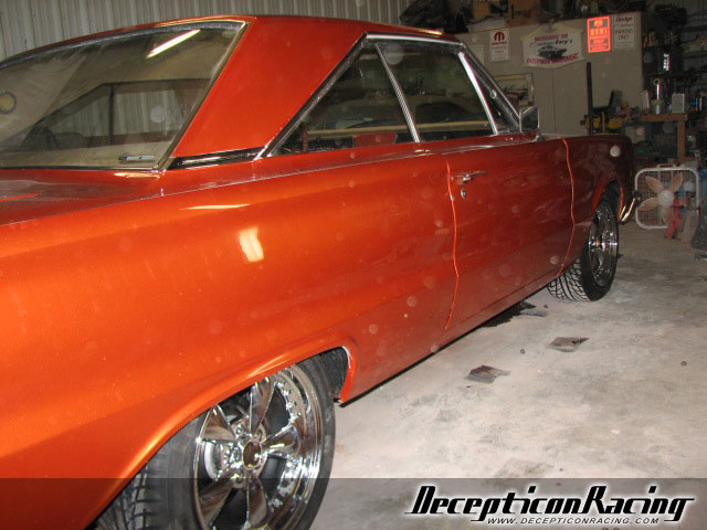 1966 Plymouth Belvedere II Modified Car Pictures