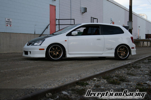 Natestyle's 2003 Honda Civic Modified Car Pictures