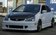 Jamie's 2003 Honda Civic