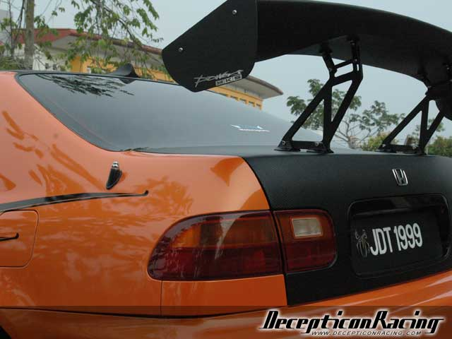 Sani's 1995 Honda Civic Modified Car Pictures