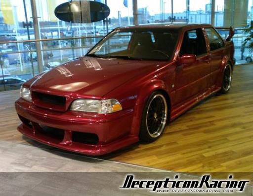 1998 Volvo S70 Modified Car Pictures | Decepticon Racing