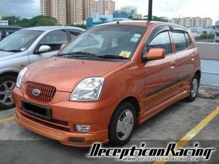 Tony.daher's 1986 Kia Picanto Lx Sport Modified Car Pictures