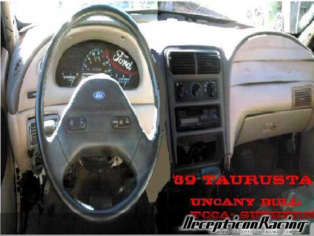1987 Ford Taurus Modified Car Pictures