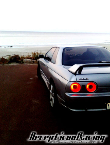1989 Nissan Skyline R32 Gts-t Modified Car Pictures
