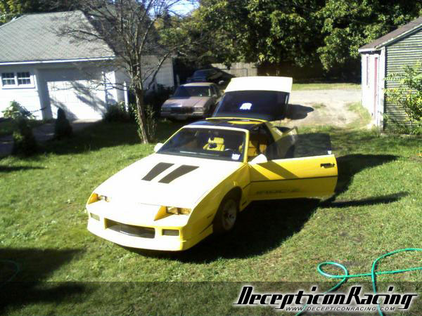 YellowJacket's 1985 Chevrolet Iroc-z28 Camaro Modified Car Pictures Car Pictures