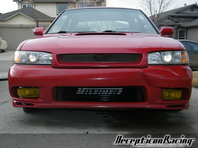 Zerolegacy's 1997 Subaru Legacy Gt Modified Car Pictures